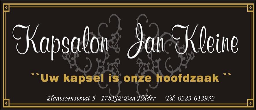 Logo Kapsalon Jan Kleine